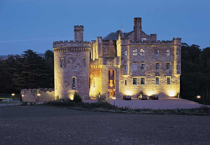 Dalhousie Castle, Scotland
